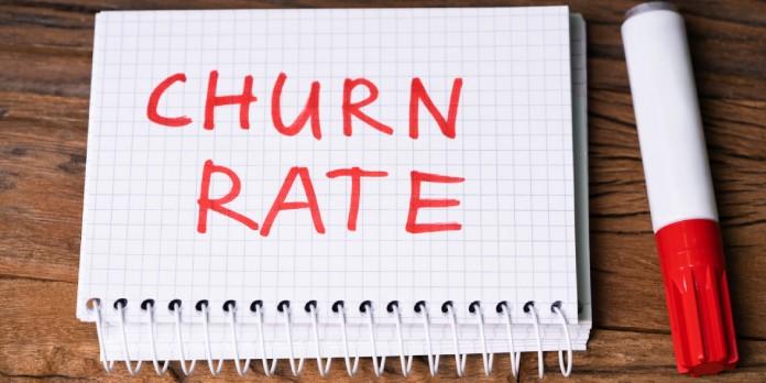 Comment définir le churn rate ou taux d'attrition ?