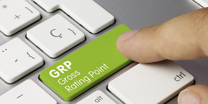 Le point sur un Gross Rating Point ou GRP