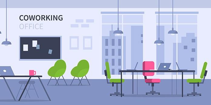 Le fonctionnement d'un espace de coworking