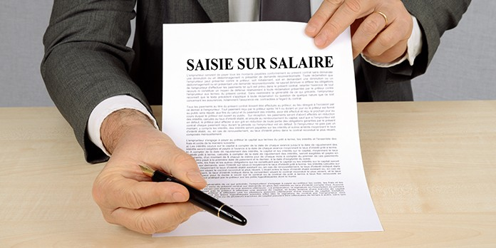 Mainlevée sur une saisie sur salaire : comment ça marche ?