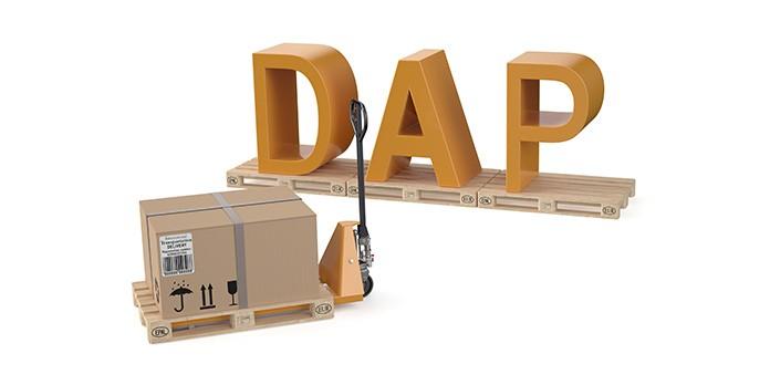 Guide de l'incoterm DAP