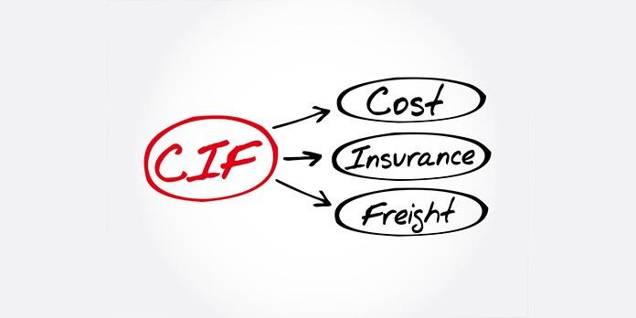 Guide de l'incoterm CIF