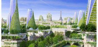 Paris : idées vertes pour entreprises innovantes