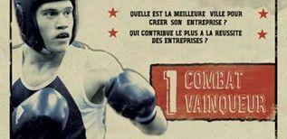 Le match : vaut il mieux entreprendre à Lyon ou à Paris ?